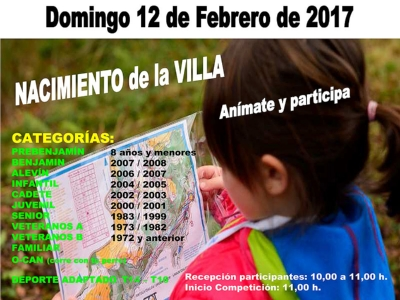 CARTEL I CROSS ESCOLAR ORIENTACION